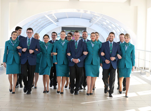 200 New Cabin Crew Recruits Join Aer Lingus For Summer Season