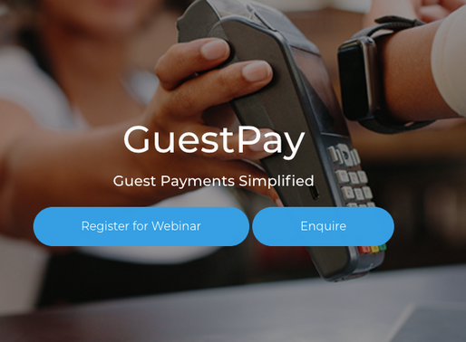 Guestline Launches GuestPay: A new, Contact-Free Payments System For Hoteliers