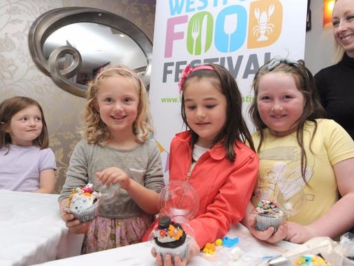 Family Fun At Westport Food Festival