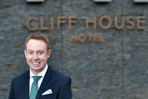 Patrick Shields Appointed As General Manager Of Cliff House