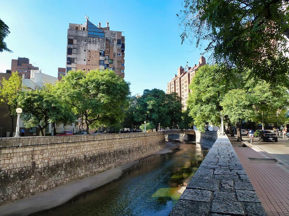 Canal, Córdoba, Argentina