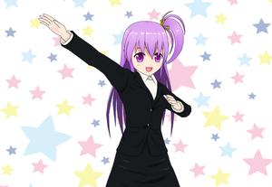 Anime character drawing by Ryo Taka sourced via Pixabay