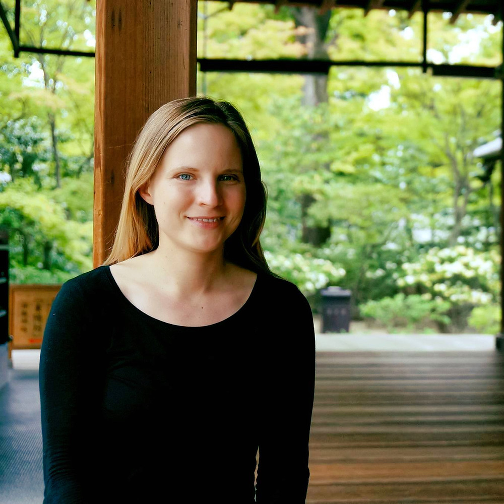 Dendron's Founder and CEO, Jenny Feuerpeil, Kyoto, Japan