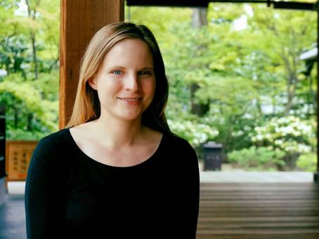 Cosmopolitan Garden Design Entrepreneur, Jenny Feuerpeil