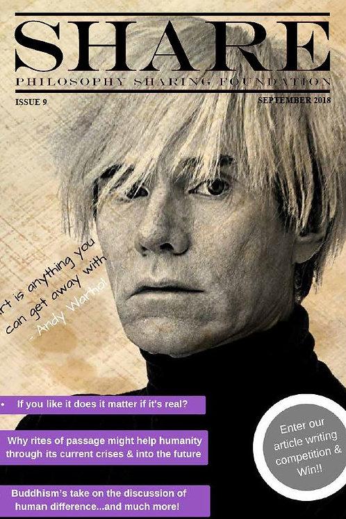 Share Magazine - Issue 9