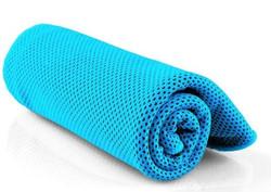 Microfiber Cooling Cloth Blue