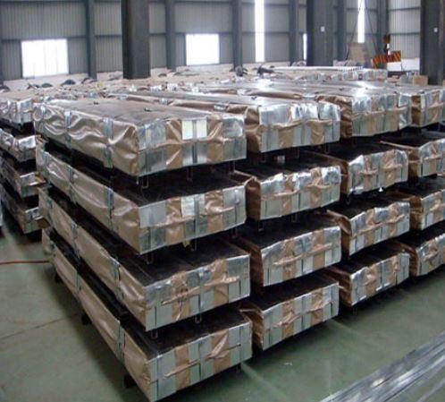 Corrugated Steel Packaging