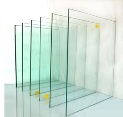 Clear float glass 4mm