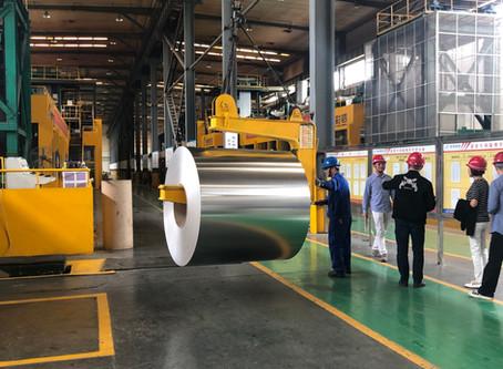 Manufacturer Visits