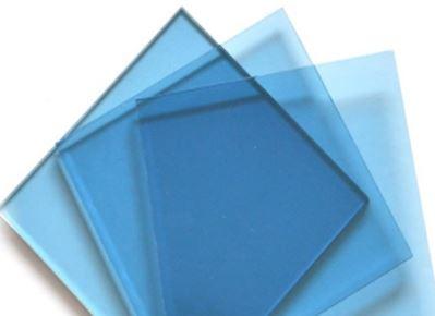 Light Blue Float Glass