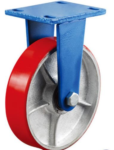 "8"" Heavy Duty PU Caster"