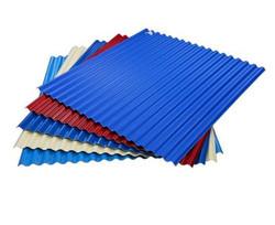 Colour Corrugated Steel