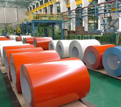 Painted Galvanized Steel Coils