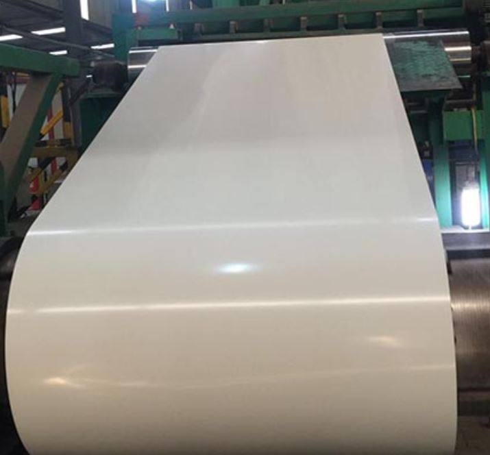 Colour Aluminum Coil Production