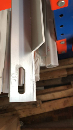 Holes and Slot Cutting Fabrication