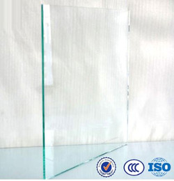 Clear float glass 5mm