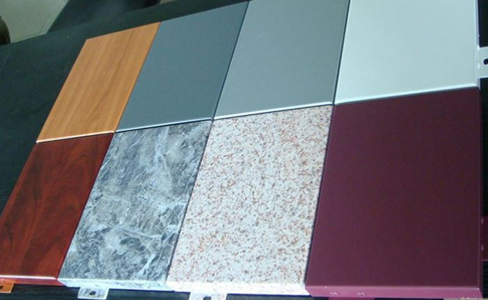 Aluminum Coating Options