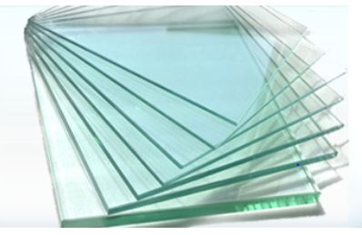 Clear float glass 6mm