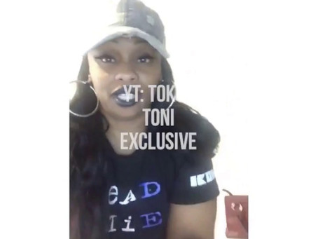 Toni Tokyo Reacts to Kidd Buu attack on Daughter Blac Chyna