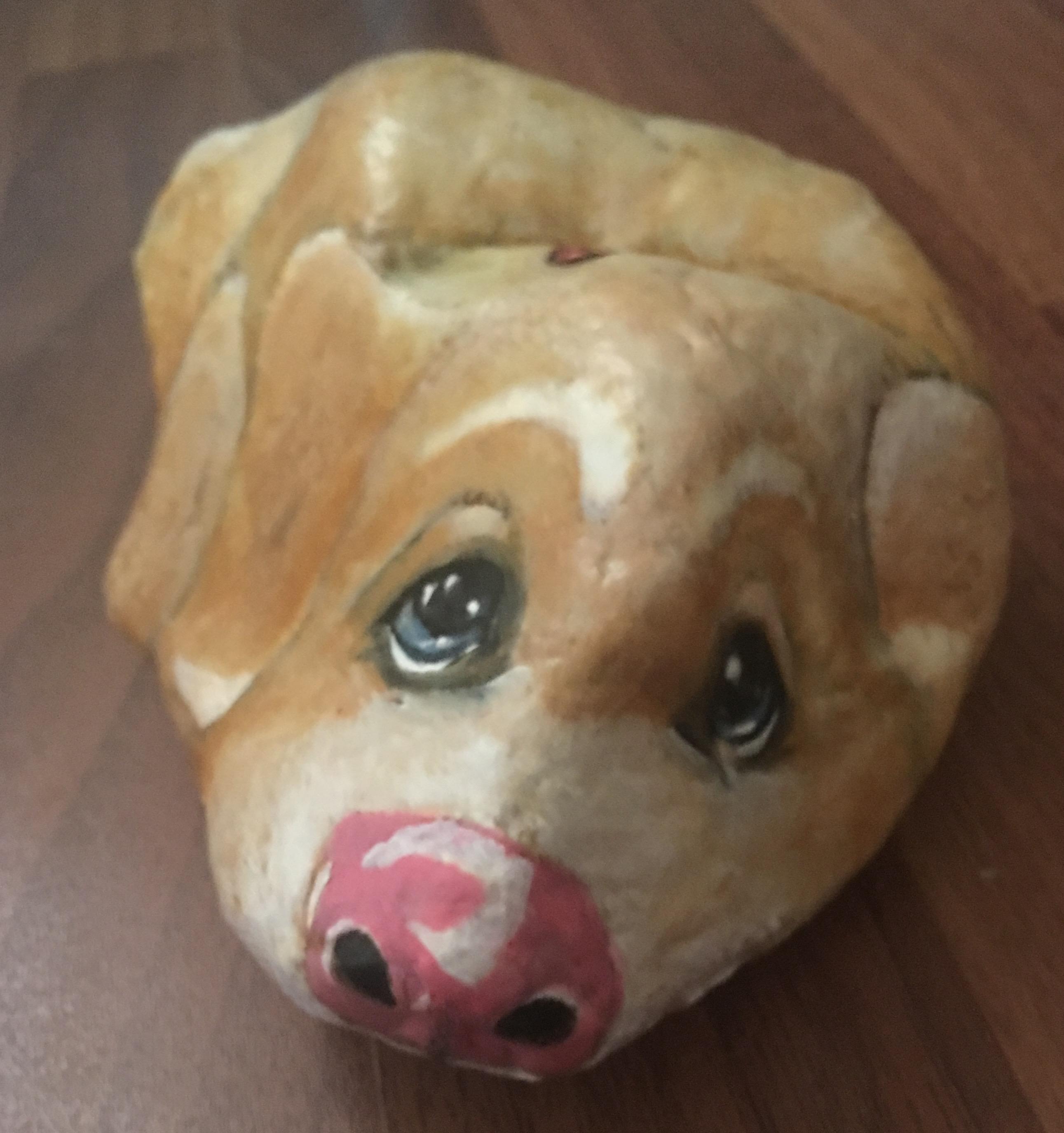 Pebble Pet Golden Puppy