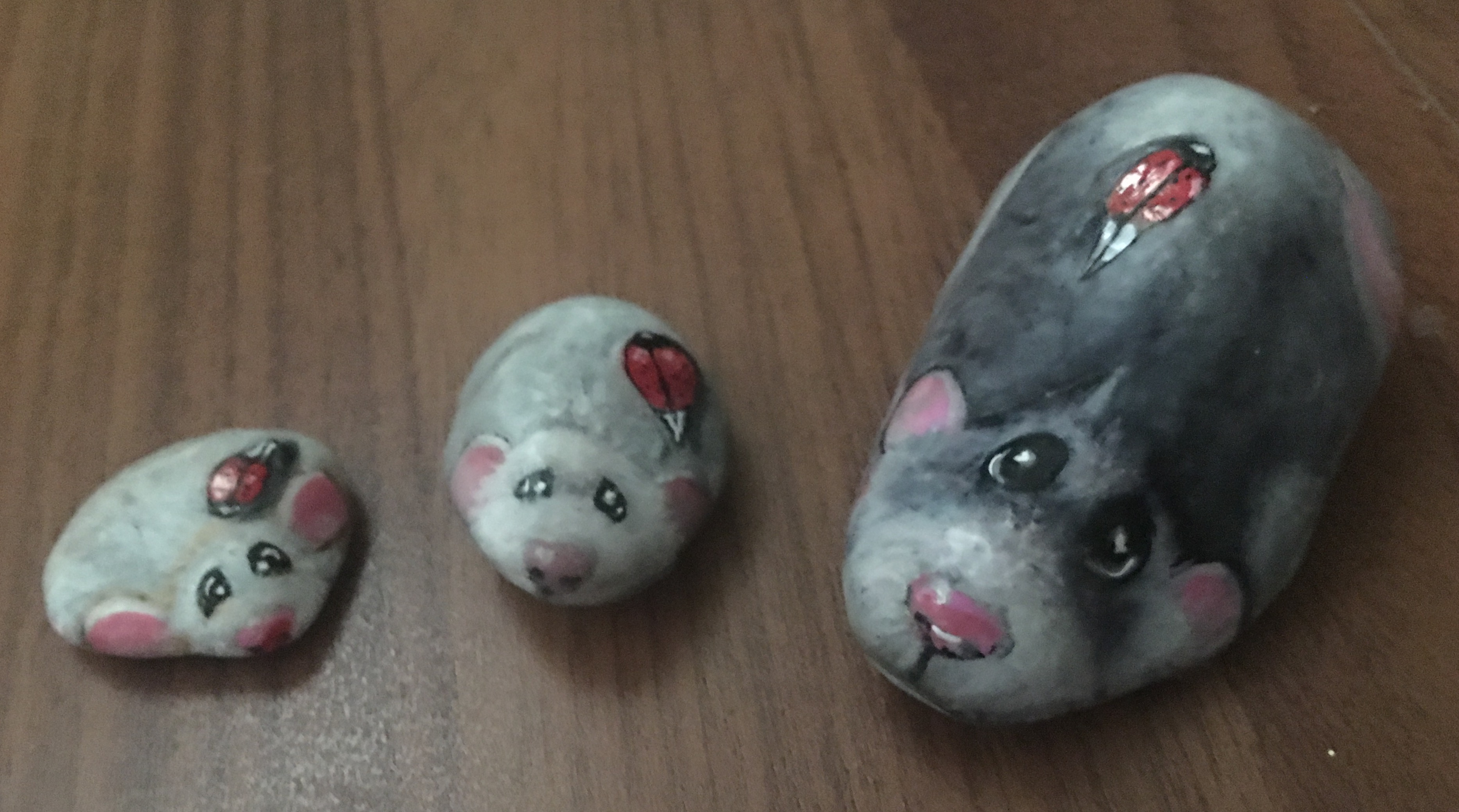 Pebble Pets Assorted Pipsqueaks