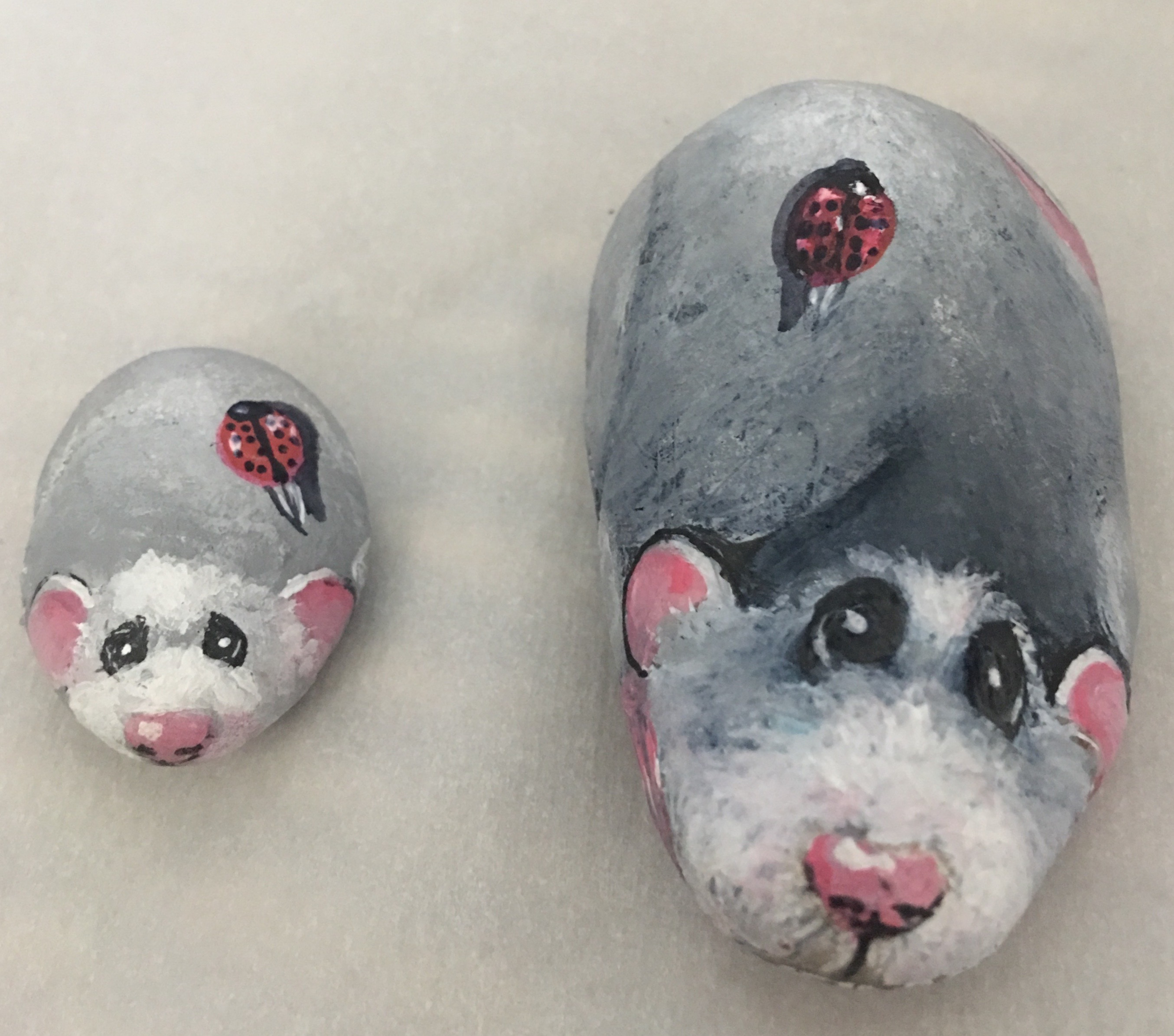 Pebble Pets - Mice