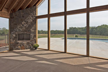 Kelly Meadow - Screened Porch
