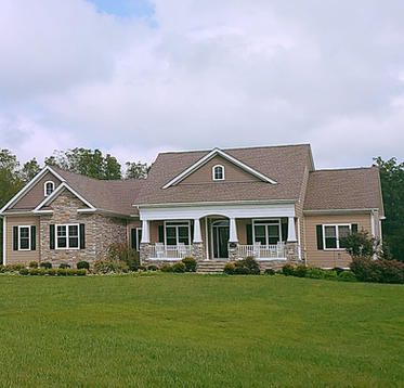 Milldale - Front Elevation