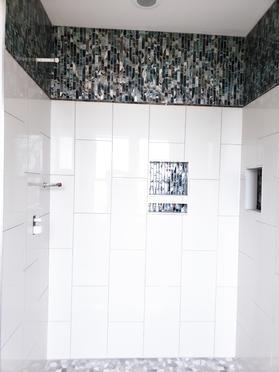 Blueridge - Shower
