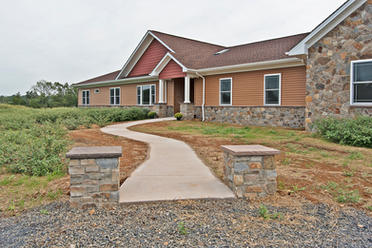 Kelly Meadow - Front Entry