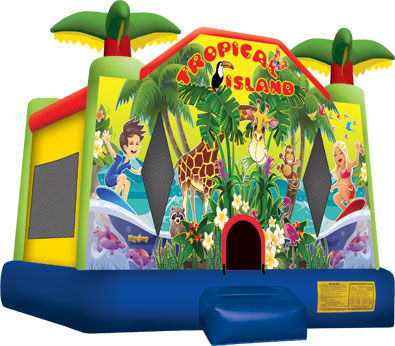 Tropical Bounce(Large)