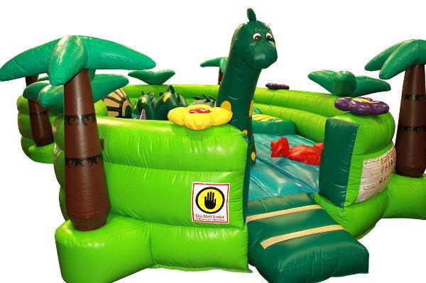 Baby Dino Lake(Toddler Bounce)