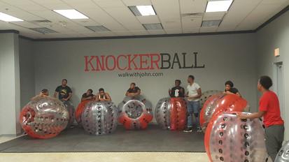 Knockerball in Nashville