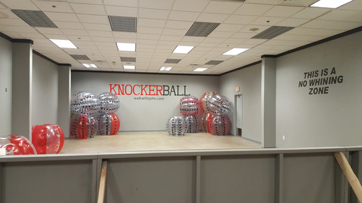 Tennessee's 1st indoor Knockerball