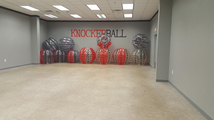Knockerball in Nashville