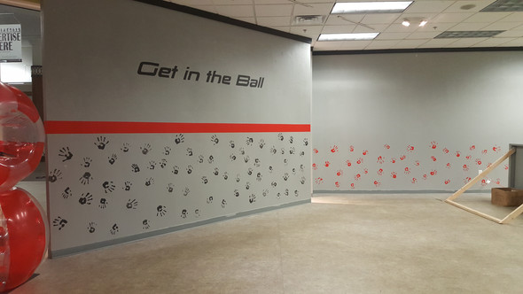 Knockerball in Nashville - 1st indoor facility