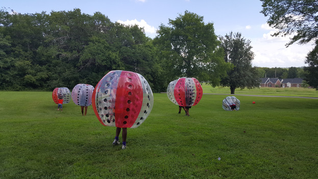 Family Reunion with Knockerball Nashville.