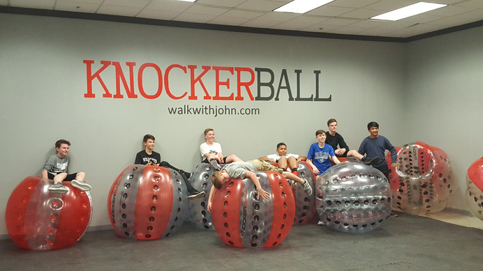 Knockerball in Nashville TN.