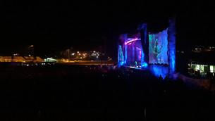 23.000 personas en el recital de La Renga