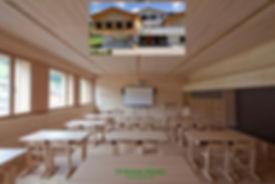 Naturholz Schulmöbel Buche für Volksschule Gymnasium und Neue Mittelschule