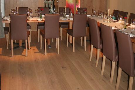 Stuhl Holz gepolstert Niederösterreich