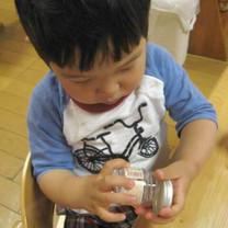 1歳児:日常生活の練習2