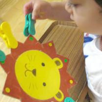 1歳児:日常生活の練習3