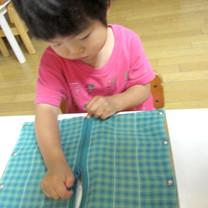 2歳児:日常生活の練習2