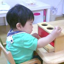 0歳児:日常生活の練習03
