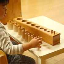 1歳児:感覚教育1