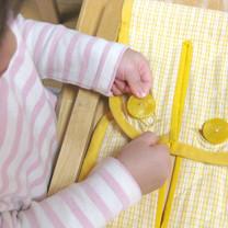 1歳児:日常生活の練習1