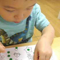 1歳児:日常生活の練習6