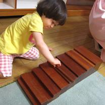 2歳児:感覚教育6