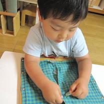 2歳児:日常生活の練習1